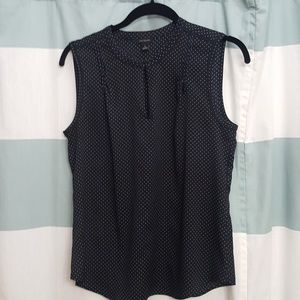 Anne Taylor Sleeveless Top